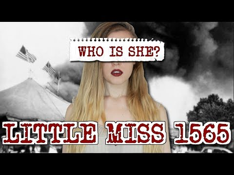 LITTLE MISS 1565 | WHO IS SHE?