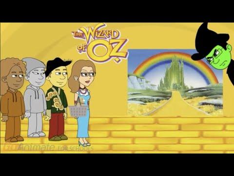 The Wizard Of Oz [Parody]
