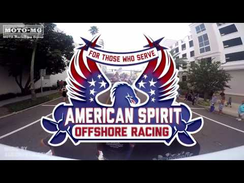 2015 Clearwater SBI Offshore Race with 2nd Amendment USA