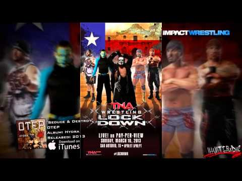 TNA [HD] : TNA Lockdown 2013 Official Theme Song -