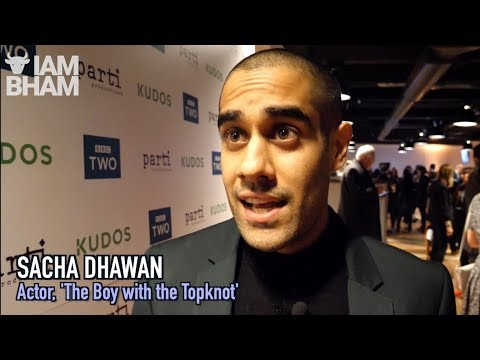 Sacha Dhawan discusses BBC drama 'The Boy with the Topknot'