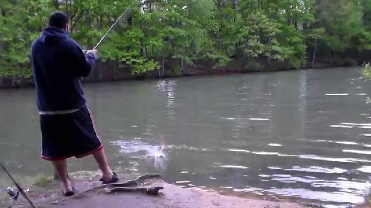 Jerm The Worm Fishing Show Episode 2 Lake Norman Nc