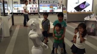 Papper robot