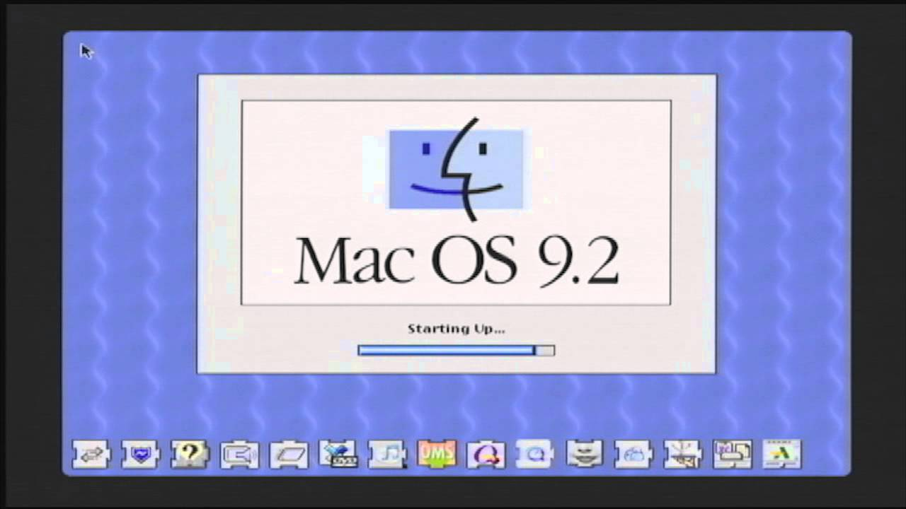 OS9 in FW800