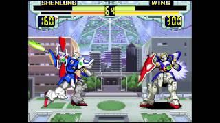 Gundam Wing: Endless Duel (SNES) - Wing / Wing Zero Stage (Yamaha Motif ES)