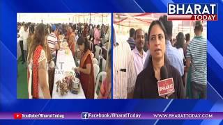 International Sweet Festival 2018 in Hyderabad | Over 1000 Varieties | Exclusive Bharattoday