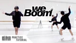 [PRACTICE] NCT DREAM (엔시티 드림) - 'BOOM' - Dance Tutorial - SLOWED + MIRRORED