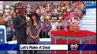 'Let's Make A Deal' Model Tiffany Coyne Shares Upcoming April Fool's Episode