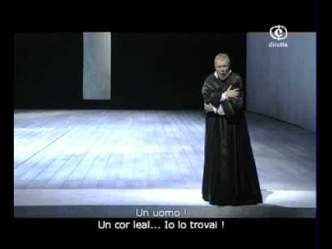 Furlanetto & Kotscherga (Don Carlo)
