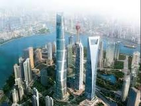 Shanghai Tower, Skyscraper in Pudong, China - Best Travel Destination