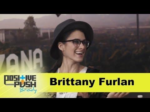 Brittany Furlan | Positive Push