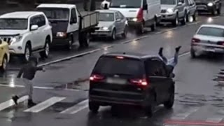 Жесткие аварии и ДТП 2017 № 15