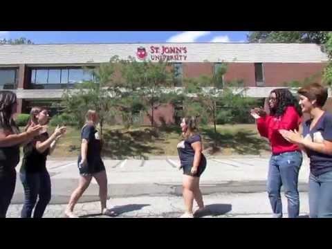 Theta Phi Alpha - St. John's University Staten Island Recrutment Video