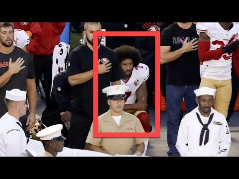 Colin Kaepernick Becomes Free Agent, Conveniently Decides To Stand For National Anthem (REACTION)