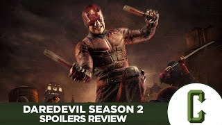 Daredevil Season 2 Spoilers Review