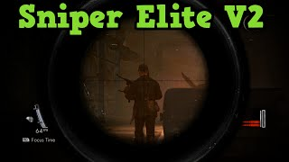 Sniper Elite v2 Review - Free Game With gold February 2015