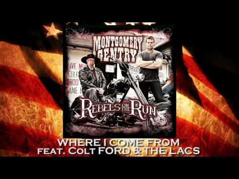 Montgomery Gentry - Where I Come From (Remix feat. Colt Ford and The Lacs)