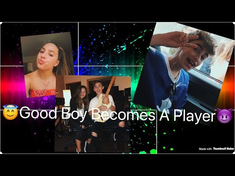 😇Good Boy Becomes A Player😈•Episode 1• (Collab w/ Jenzie Stories)
