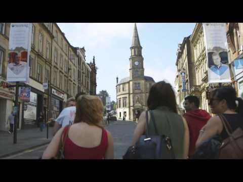 University of Stirling - Destination Stirling