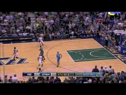 Emeka Okafor Buzzer-Beater vs. Utah Jazz HD