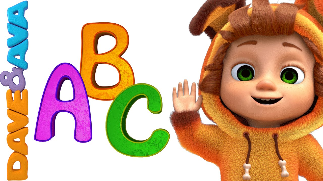 Abc Song Nursery Rhymes And Abcd Song Alphabet Song