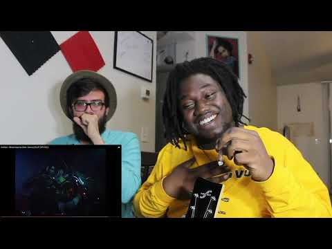 OrelSan - Rêves bizarres (feat. Damso) [CLIP OFFICIEL] - FRENCH RAP REACTION