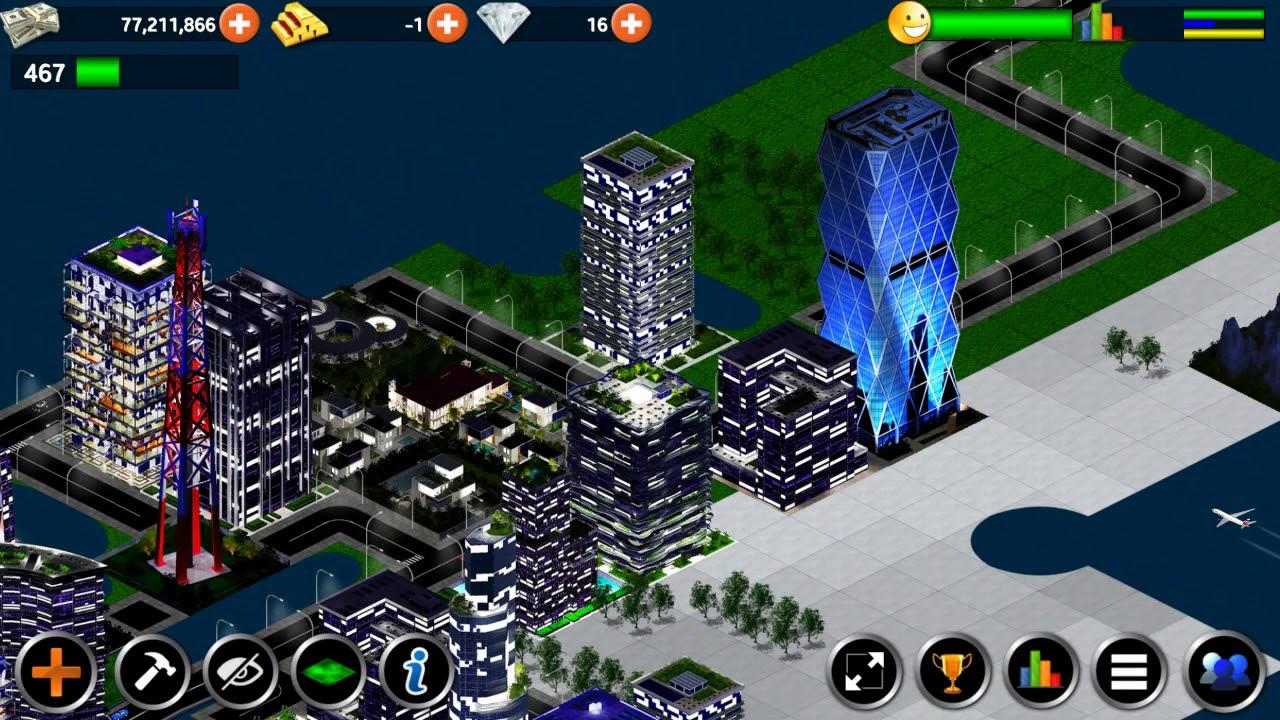 Designer City new bharron