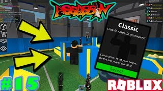 ROBLOX | ASSASSIN: CLASSIC #15 (KRAMPUS WITH DARKNESS GAMEPLAY)