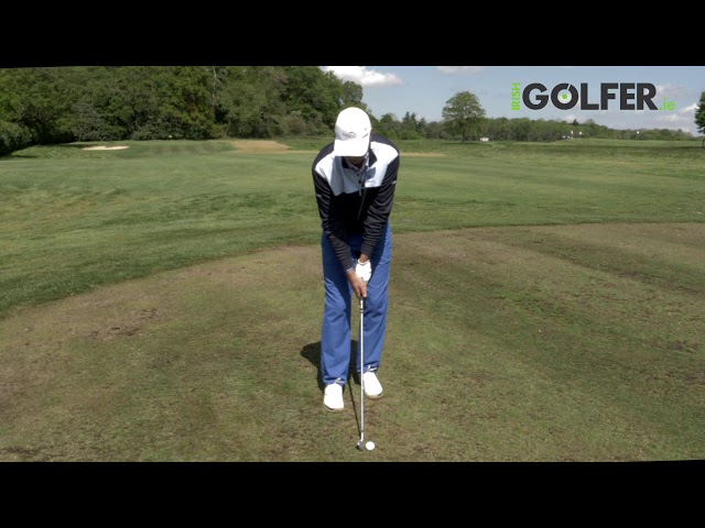 Niall Kearney -  Take a neutral grip to improve your ball striking