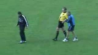 Drunk Referee