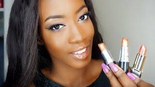 [ Top 10 n°1 ] : ► Les rouges à lèvres NUDES + ASTUCES pour avoir un joli nude sur les lèvres! ◄