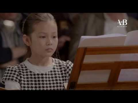 All of Bach – Invention No. 1 in C major (BWV 772) - Anna Kuvshinov