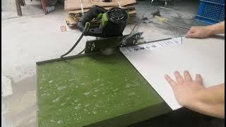 면치기 모따기 그라인더 다이 공구 전동 기계 툴 가이드