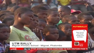 UTM RALLY | MIGOWI PRIMARY SCHOOL - MIGOWI, PHALOMBE