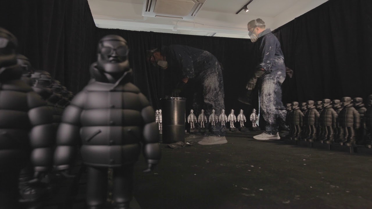 Mr. Moncler by Craig Costello Making Of