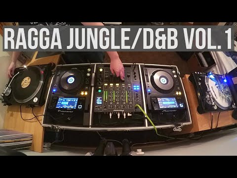 Ragga Jungle Mix - 2016