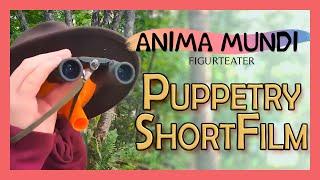 Oppdagelsesferd - Norwegian Puppetry short film