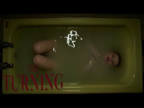 """Поворот"" ""The Turning""-ужасы (2019)"
