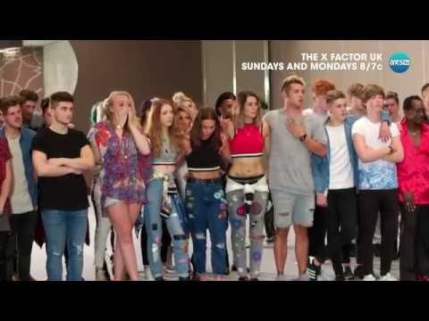 X Factor UK Boot Camp Recap - The X Factor UK on AXS TV