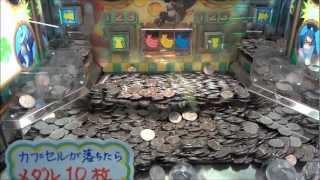 【メダルゲーム】約15000円分のメダルを一気に無駄遣いしてみた! thumbnail