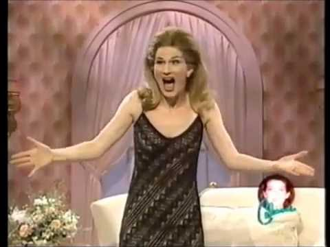 Ana Gasteyer as Celine Dion 1998