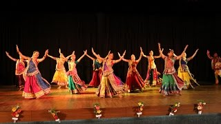 Parul Institute_Saptrangi Gujarat-An Evening of Folk Dance & Music