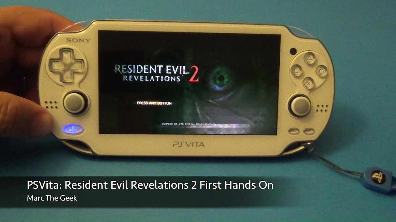 psvita: resident evil revelations 2 first hands on - youtube