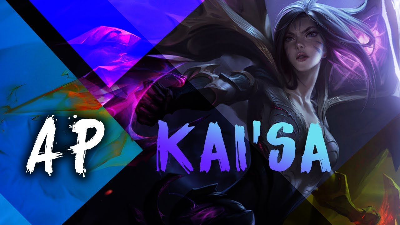 KAI'SA AP – NOWY CHAMPION W LEAGUE OF LEGENDS!