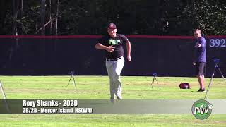 Rory Shanks — PEC - 60 - Mercer Island HS(WA) - July 26, 2017