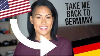 """GERMAN"" THINGS I MISSED IN THE USA"