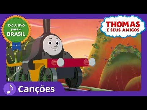 Cante com Thomas e Seus Amigos: 1 2 3 Trenzinhos