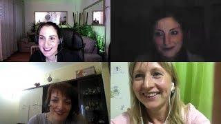 152 RU Отзыв Натальи сеанс 114 RU   Регрессивный гипноз Клаудия Пани Команда Грифази