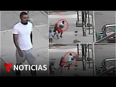 Madre guatemalteca relata cómo evitó el secuestro de su hijo   Noticias Telemundo