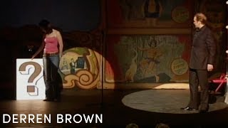 Derren Brown Displays His Skill On A Live Audience
